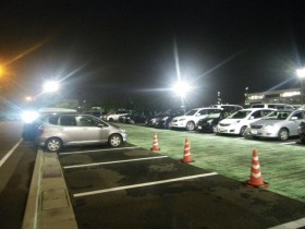 駐車場 LED導入事例