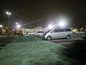 駐車場 LED 導入事例