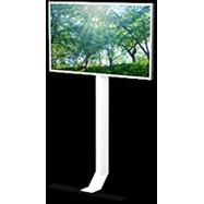 デジタル看板 AWシリーズ 【壁寄せスタンドタイプサイネージ】商品写真