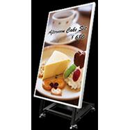 デジタル看板 LFシリーズ 【低床型サイネージ】商品写真