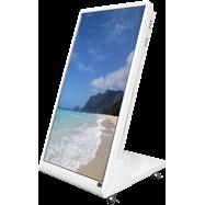 デジタル看板 LSシリーズ 【屋外対応低床型サイネージ】
